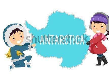 Antarctica Continent