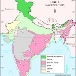 Major Soil Types in India| Classification, and Characteristics, Soil Erosion Types, and Causes