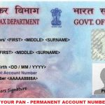 Know your PAN- Permanent Account Number