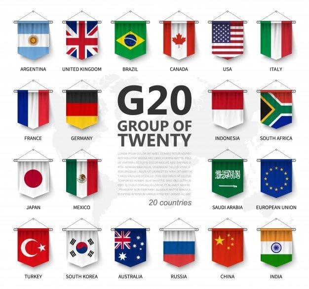 G20 - Group of 20 Twenty