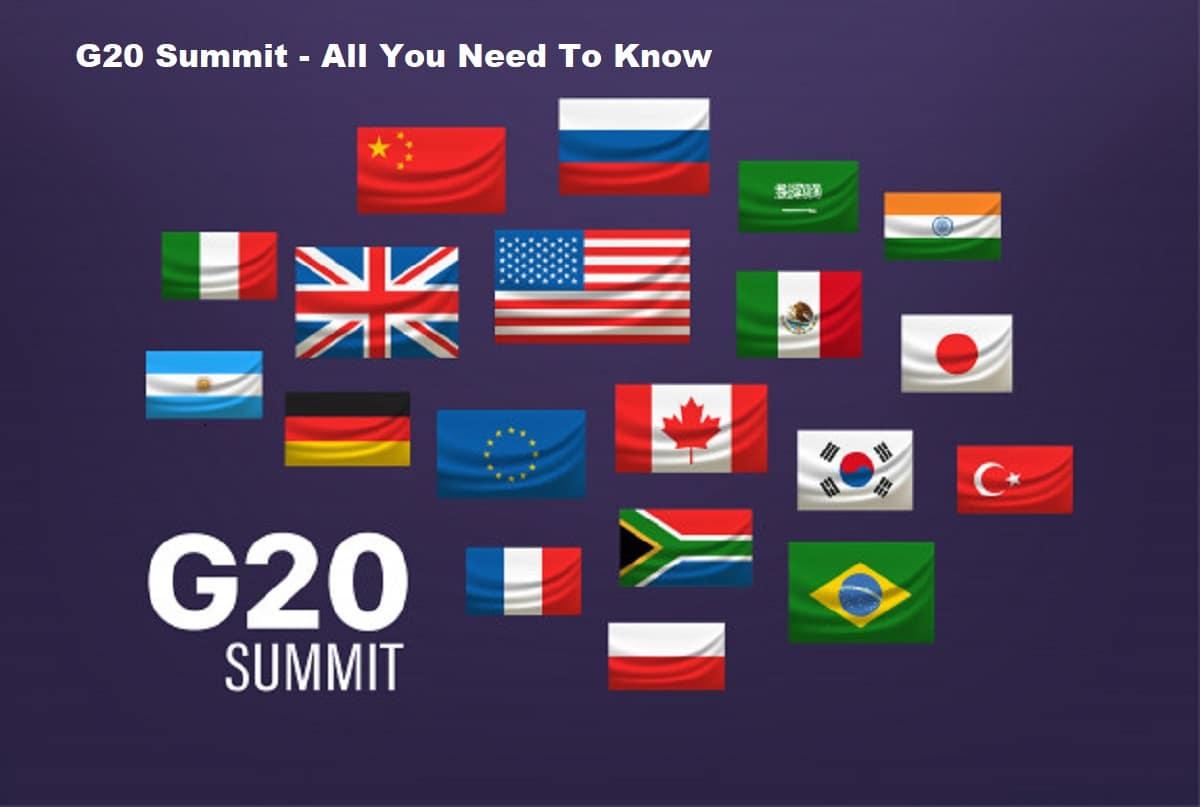 G20 Summit 2020