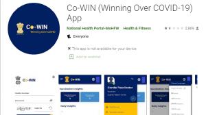 Co-Win App 2.0