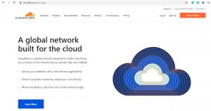 Free Cloudfare SSL Certificate